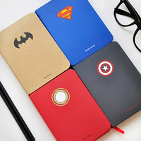 Free Shipping Korea stationery fresh series of diary blank pages book notebook