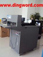 18inch Flush Mount Wedding Album Making Machines Coffee Table Book Menu Binding Machine 8 in 1