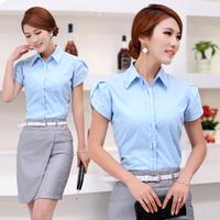 2013 short-sleeve ol slim female tooling professional skirt professional set women's fashion dresses