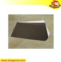 Flush Mount Wedding Album PHOTO BOOK PVC Sticky Sheets 300 pcs 333X230x0.2mm. Supplies to bind photo block.