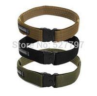 Blackhawk military tactical belt nylon webbing Outside Strengthening Canvas Waistband free shipping