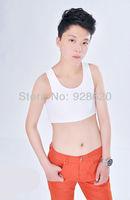 hot selling EVA 3 colors Flat Chest/Breast Binder Lesbian tomboy transgender Bustier Cosplay Corset