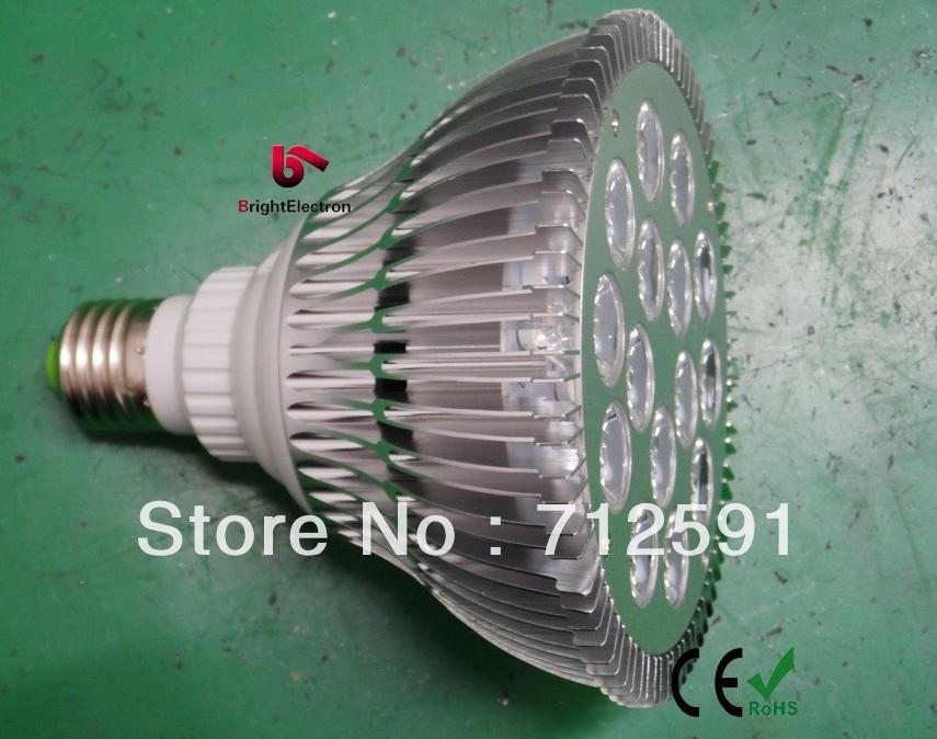 FedEx Free Shipping 15w LED PAR Light LED PAR38 LED PAR Bulb 15w par38 led lamp(China (Mainland))