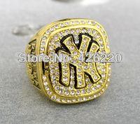 Men ring rhodium plating 1999 New York Baseball World Series Championship Ring size 11.25,Free Shipping