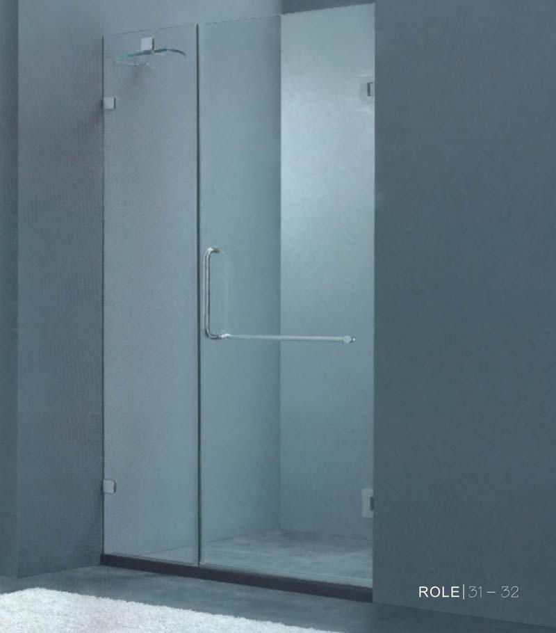 Dusche Glast?r Einstellen : einfache duschkabine geh?rtetem 3c shediemen/einstellen Versandkosten