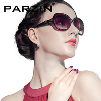 2013 parson women's vintage fashion polarized sunglasses big frame sunglasses