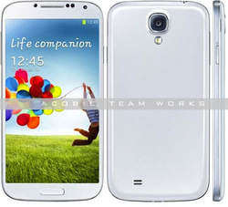 Drop Shipping Galaxy S4 I9500 3G MTK6577 Dual Core 480*854 512MB RAM 4GB ROM android 4.2 Smart Phone Original Logo/packing/gifts(China (Mainland))