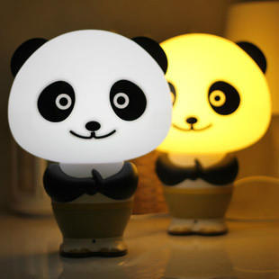 Po voice-activated light intelligent ofhead led table lamp talking clock(China (Mainland))