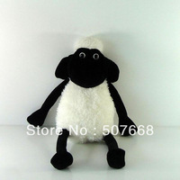 "Free shipping 5/Lot High Quality Soft Plush Shaun The Sheep Plush Toy 10"" New Retail"