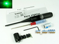 Brand New Green laser/sight bore sight .22-.50 boresighter rifle hunting bore sighter free shipping