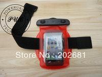 PVC Waterproof Dry Bag Water Resistance Pouch Case 150mm*130mm +Arm Velcro band+Straps 300pcs
