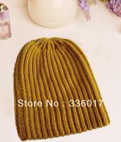 100% acrylic  various colors beaie ladies' hat