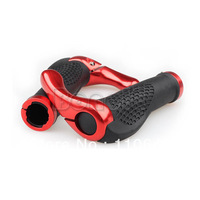 Bar End Handlebar Cycling Grips Bicycle Bike Ergonomic Lock-On Handlebar Grips + Bar Ends 12918