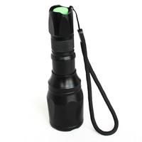 New arrival mini t6 601 glare flashlight zoom household retractable led outdoor flashlight