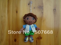 Free Shipping Dora the Explorer Go Diego Go Plush Dolls Toy Retail