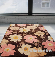 Ultrafine fiber fashion living room carpet table mats crawling baby blanket
