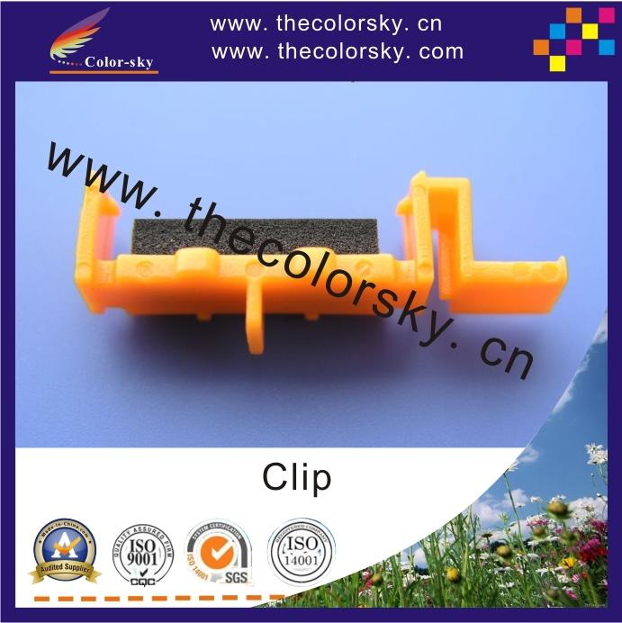 C17 plastic refill inkjet ink cartridge printhead transport clip for Canon BC20 BC 20 BC
