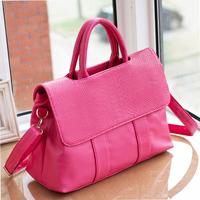 2013 women's handbag fashion normic brief fashion handbag one shoulder cross-body fashion vintage messenger bag