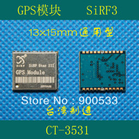 GPS module / CT-3531/13x15mm / Taiwan / EB-3531 Universal / USA SIRF3 generation chip
