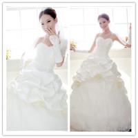 2013 quality rhinestone sweet princess tube top bandage the bride wedding dress formal dress