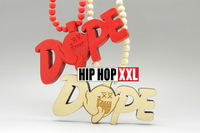 Dope goodwood good wood nyc hip hop wood hiphop necklace