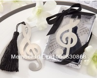 Special section Favor Wedding Gift Favor wedding supplies wedding gift couple gifts music notation Bookmark