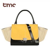 TMC 2013 Women's Fashion Handbag Leather Bag Swing Bag One Shoulder Cross-Body Handbag Large Bag YY057B
