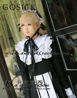 Gosick cos formal dress cosplay full dress cos women's