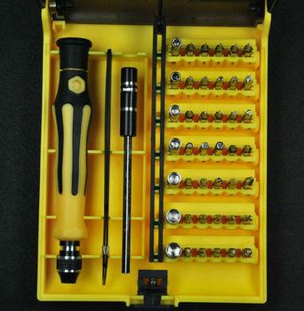 45 in 1 Precision Torx Screwdriver Tool set JK-6089A
