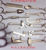 Min order is $5,2013 Fashionable Various Tools Key Chains,Free Shipping ,Support Wholesale,LYN102