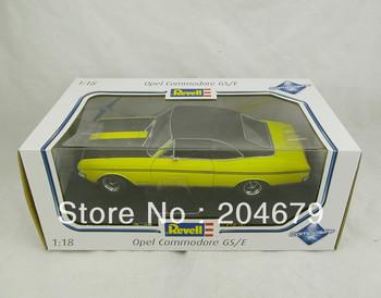 Revell 1:18 Opel Commodore GS/E metal car