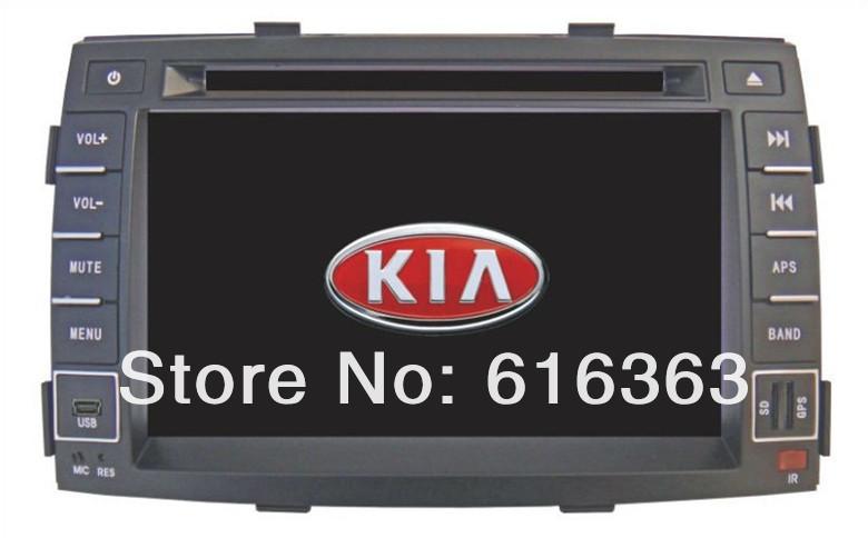 For old KIA SORENTO Car DVD for KIA Sorento With GPS 3G Internet,IPOD,Radio,Analog TV,Bluetooth....(China (Mainland))