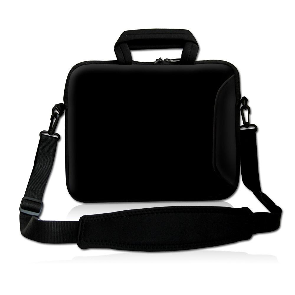 Black Laptop Shoulder Bag 50