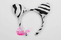 free shipping 6pcs/lot Cartoon headband hair accessory masquerade party props supplies hair bands headband