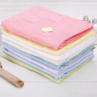 Uchino yarn plain towel 100% cotton double layer gauze towel lightmindedness soft and absorbent