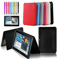 Official Version Hard Plastic Case Book Cover For Samsung Galaxy Tab 2 P5100 P5110 P5113 10.1""