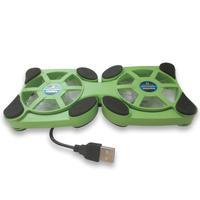 Foldable USB laptop cooler pad free shipping