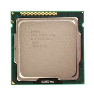 Intel cpu g860 scattered pieces desktop cpu dual-core processor b75 h61 motherboard