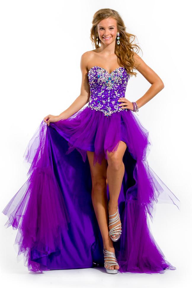 Fancy Prom Dresses 2014 - Information