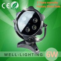 led lawn lamp 6W, IP65 AC220V outdoor led light,DC12/24V Garden Lamp Outdoor Spotlight Bulb Free Shipping