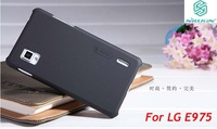 For LG E975 Optimus G Nillkin MATTE Hard Case Cover Premium Slim Fit + LCD Screen Protector