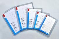 badge holder ,hard badge holder,ID badge ,name badge ,