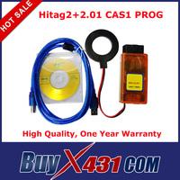 2014 Hot Selling OriginalA Hit+2.01 CAS1 PROG Hitag2 Transponder Key Programmer Key Maker + Free Shipping