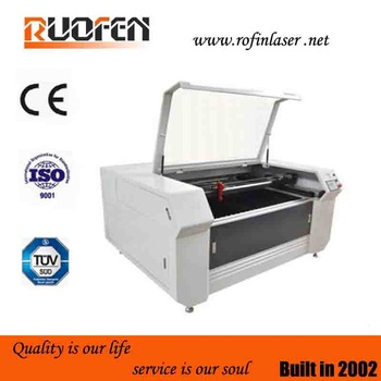 optical and high precision low price co2 laser machine