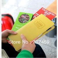 Free shipping!50pcs/lot Long design passport holder wallets multifunctional travel storage bag fashion ticket folder ID Holers