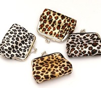 Fashionable woman PU wallet/cosmetic bag/key chain/small wallet bag mixed model is 24 PCS/lot free shipping