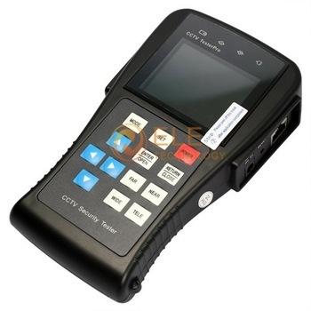 2.8'' TFT LCD cctv camera tester,ptz controller,cctv security tester
