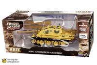 free shipping ! FOV 1:32 WWII German German Cheetah fighter tank model alloy model 80058