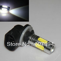 Free Shipping 2 Pieces/Lot 881 7.5w hight power 886 894 898 899 7.5 Cree Chip LED SMD Fog Light Daytime Running Light Bulbs