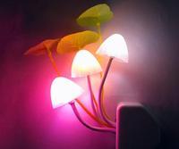 Creative Household Commodities, Magic Mushroom Lamp, Optical Colorful Dream Mushroom Lamp